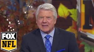 jimmy johnson reacts to dallas cowboys week 12 thanksgiving win