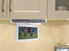 Under The Cabinet Tv Dvd Combo by Super Ideas Under Cabinet Tv For Kitchen Innovative Kitchen