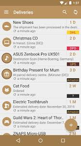 amazon black friday orders not delivered deliveries package tracker android apps on google play