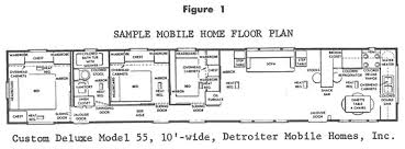 endearing 10 house trailer floor plans design decoration of