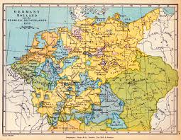 Central Europe Map by Map Of Central Europe 1678