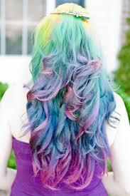rainbow color hair ideas rainbow color hair love pastel hair hair colors ideas fierce