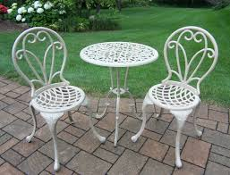 Folding Bistro Table And 2 Chairs Bistro Sets