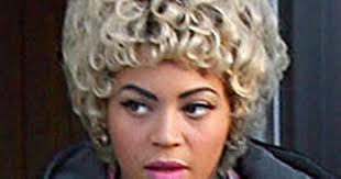 Beyonce Singing I Rather Go Blind Beyonce Knowles In Blonde Wig Playing Etta James In Cadillac
