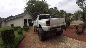 ford ranger lifted ford ranger 1994 lifted on 38 5s cold start cammed straight axled