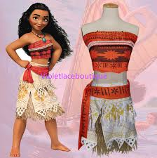 dress with necklace images Princess moana vaiana costume dress with necklace for adult png