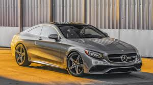 mercedes s63 amg coupe 2015 max out your 2015 mercedes s63 amg coupe to 205 000 autoweek