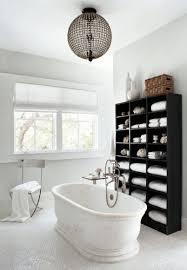 small bathroom shelves ideas stony wall tile black multi purpose