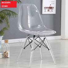 buy acrylic chairs clear and get free shipping on aliexpress com