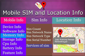 mobile sim and location info app ranking and store data app annie