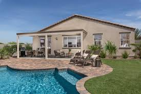 Patio Homes For Sale Phoenix New Homes For Sale In Phoenix Az Santiago Community By Kb Home
