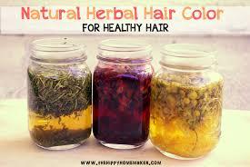 natural herbal hair color for healthy hair hippy natural hair
