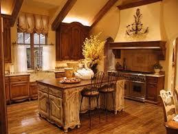 Tuscan Style Kitchen Cabinets All About Tuscan Kitchen Design U2014 Desjar Interior