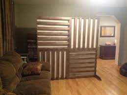 diy room divider diy wall divider screen pallet inspired with rice paper back