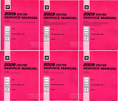 chevrolet yukon shop service manuals at books4cars com