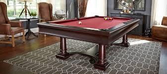 west end pool table lexington