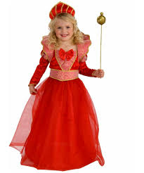 ruby queen kids disney princess halloween costume disney costumes