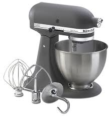 Kitechaid Amazon Com Kitchenaid 4 1 2 Quart Ultra Power Stand Mixer Grey