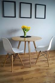 table ronde cuisine design table scandinave ronde table de cuisine ronde blanche scandinave