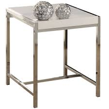 Metal Accent Table Side Tables Accent And End Tables Glass End Tables