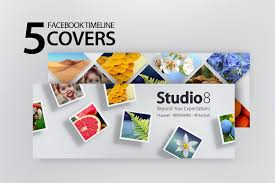 facebook templates creative market