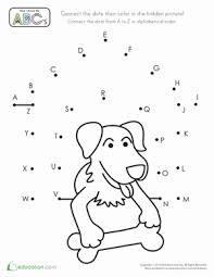 printable alphabet kindergarten kindergarten the alphabet worksheets free printables education com