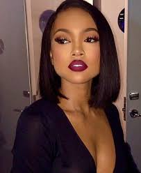 haircuts for blunt nose 20 stunning bob haircuts and hairstyles for black women hairiz