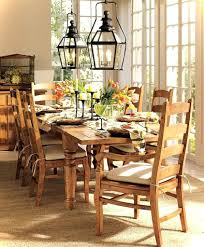 Country French Lighting Fixtures by French Country Rustic Scroll Farmhouse Dining Table French Country