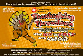 fight thanksgiving throwdown