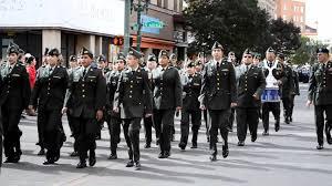 veteran s day parade el paso tx