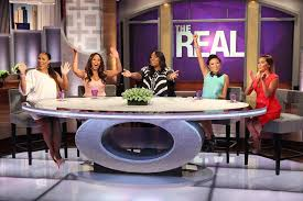 say word fox s new talk show the real pulls in ratings
