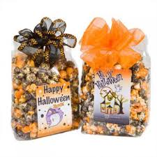 Popcorn Baskets Custom Gift Baskets Halloween Popcorn Bag Yo Pop Etc