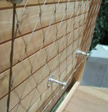 Stainless Steel Trellis System Wall Planters Green Walls At Ecobuild Minus Woolly Pockets
