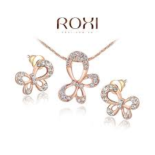 childrens gold jewelry womens insect jewelry set childrens party decor 18k
