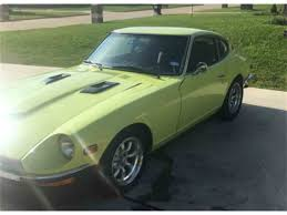nissan z for sale classic datsun 240z for sale on classiccars com 11 available