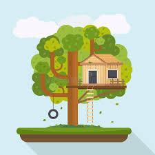 chambre dans un arbre cabane dans un arbre chambre sur l arbre pour des enfants
