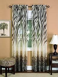 Home Interior Tiger Picture Amazon Com 7 Pieces Multi Animal Print Comforter Set King Size