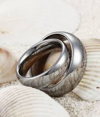 Lord Of The Rings Wedding Band by The Lord Of The Rings