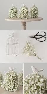 Shabby Chic Wedding Centerpieces by Best 25 Birdcage Centerpiece Wedding Ideas Only On Pinterest