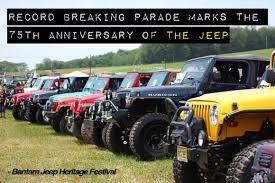 bantam jeep for sale bantam jeep heritage festival marks 75 years of jeep