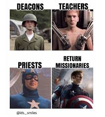made a few changes to one of my best memes it s a mormon thing