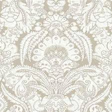 phillip jeffries geometrical dove linen wallpaper