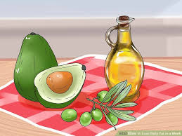 3 ways to lose belly fat in a week wikihow