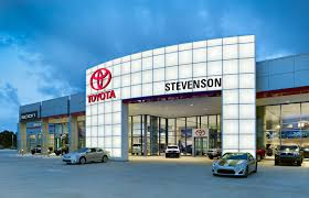 toyota car dealership stevenson toyota leed design build construction a m king