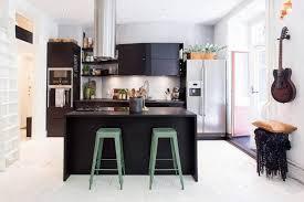ilot cuisine repas cuisine avec coin repas solutions installation tarifs ooreka