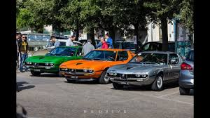 alfa romeo montreal race car 3 alfa romeo montreals best classic car meet ever vlog eng