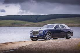 before the test drive rolls royce phantom