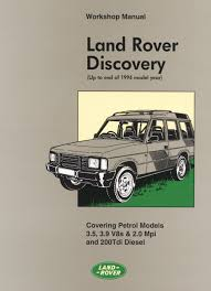 land rover discovery workshop manual 1990 1994 model year