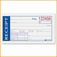 templates of receipts book receipt format samples of payslips