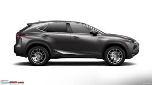 new lexus suv 2015 india rumour lexus nx crossover might be launched in india team bhp